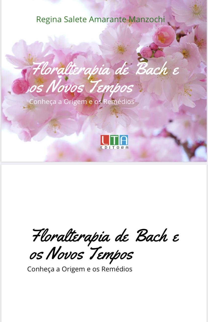 E-Book Floralterapia e os Novos Tempos