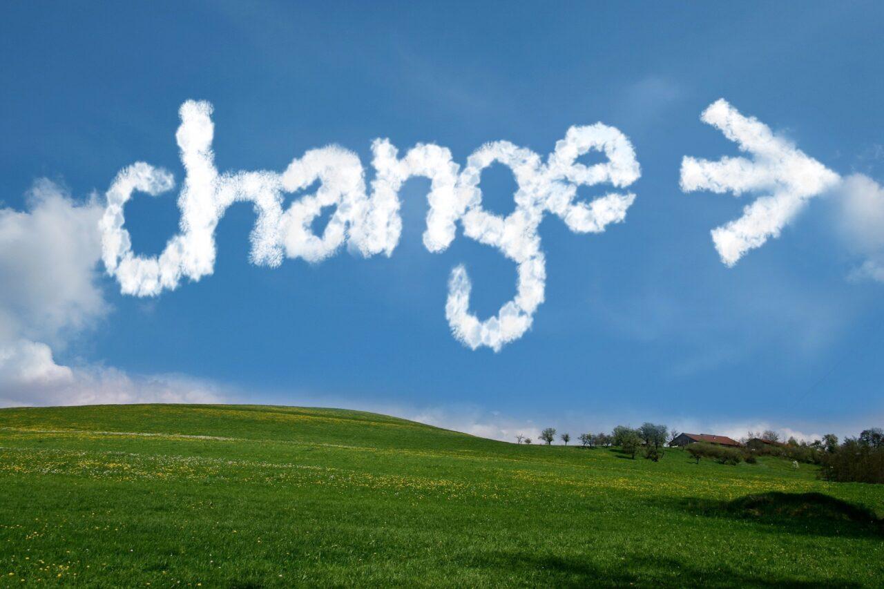 Por Que Mudar é Difícil e Necessário?